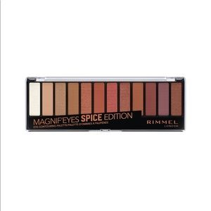 Rimmel London Makeup - Rimmel Magnif'eyes Eyeshadow Palette